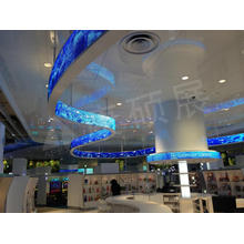 Pantalla LED flexible para interiores P2.5